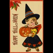 Vintage Halloween Card (07)