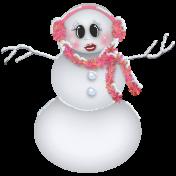 BICO snow woman