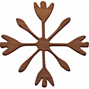 Sweaters and Hot Wood Snowflake 04