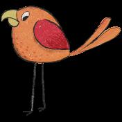 Pretty Bird (bird 02)