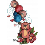 Bearly Spring Cluster (02)