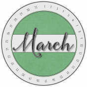 Kumbaya Calendar (March)