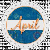 Kumbaya Calendar (April)