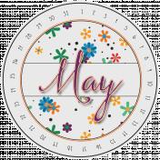 Kumbaya Calendar (May)