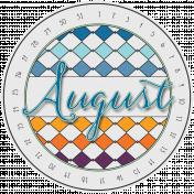 Kumbaya Calendar (August)