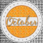 Kumbaya Calendar (October)