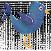 Bright & Cheerful Bird (02)