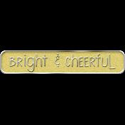 Bright & Cheerful Label (02)