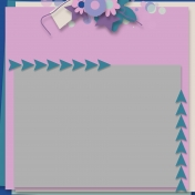 Baby Love Page Template (04)