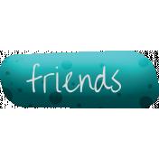 softly Spoken: friends