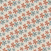 Fallish Pattern Paper - Paper 03