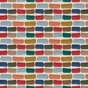 Fallish Pattern Paper - Paper 05