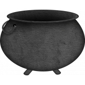 Bootiful Halloween Cauldron