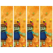 Halloween Mix and Match Bookmark 02