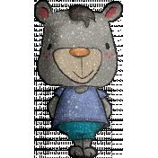 Bearly Me - bear 01