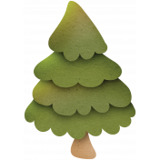 Christmas Cuties Mini - tree 01