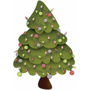 Christmas Cuties Mini - tree 03