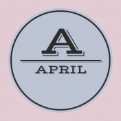 Calendar Pocket Cards Plus- april 03