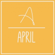 Calendar Pocket Cards Plus- april 04