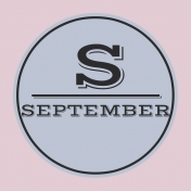 Calendar Pocket Cards Plus - september 03