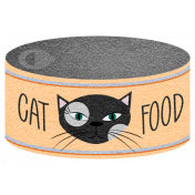 Everyday Is Caturday Kit- food 01