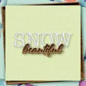 Snow Beautiful (Inchies)- Inchies 16