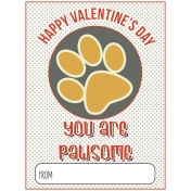 Fido (Valentine Card 03)