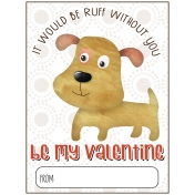 Fido (Valentine Card 06)