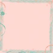 Coral Edge Paper
