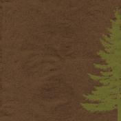 Camping Life Pine Tree Paper