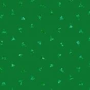 Glitter Tree Green Paper