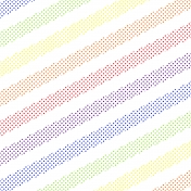 Rainbow Dotted Paper
