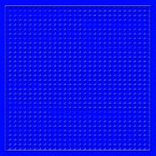Blue Star Background Paper