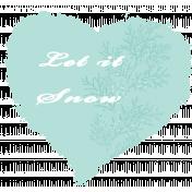 Love Let it Snow