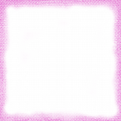 Pink Burlap Edges