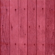 Red Textured Wood