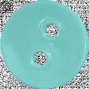 Dk Aqua Button