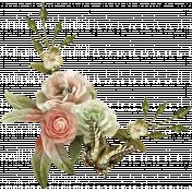 Floral Cluster 3