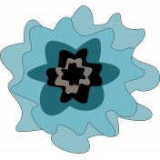 Wavy Flower
