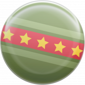 Olive Ball Flair