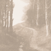Moody Woods Papers- Sepia 2