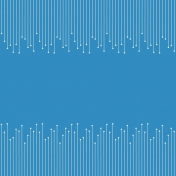 Oh Baby Baby Companion Blue Lines and Dots