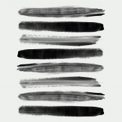 Stacked Brush Strokes Paper