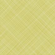Mustard Crosshatch