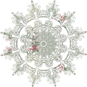 Shabby Chic Lace Doile