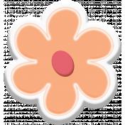Rubber Eraser Flower
