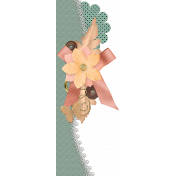 border with cluster