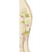Lacy Floral Border