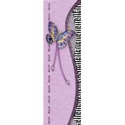 Border Lavender Butterfly