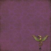 Purple Dragon Paper
